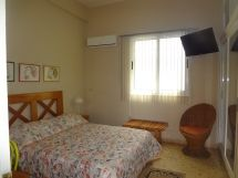 La casa de Daysi y Johanka, primer dormitorio