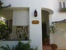 La casa de Daysi y Johanka, portal-terraza
