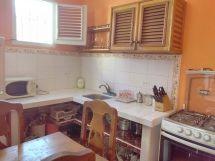 Apartamento Christian y Galia, cocina