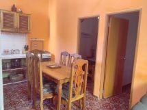 Apartamento Christian y Galia., vista del comedor a la cocina