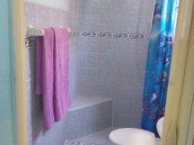 Apartamento de Yusi para usted, baño.